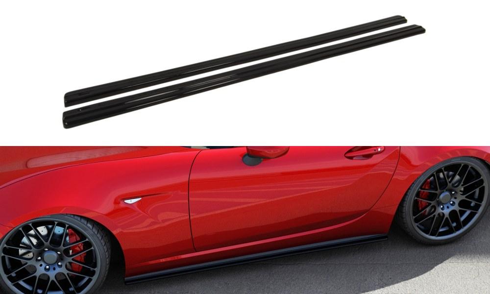 Dokładki Progów Mazda MX-5 MK4 - GRUBYGARAGE - Sklep Tuningowy